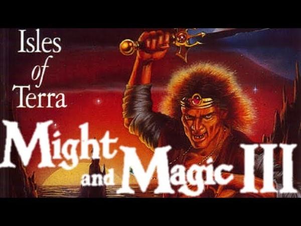 Might Magic III Isles of Terra 1991 Ревью