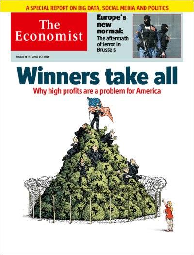 The Economist (March 25 2016)