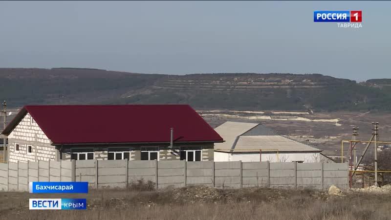 Вести Крым на античных могильниках в Бахчисарае начали строить дома