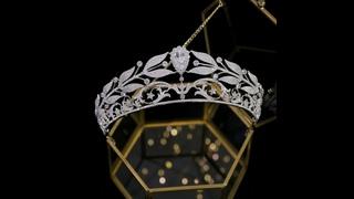 Тиара, свадебная корона, роскошная большая корона 2021, свадебный парад, головной убор, повязка на голову, аксессуары для