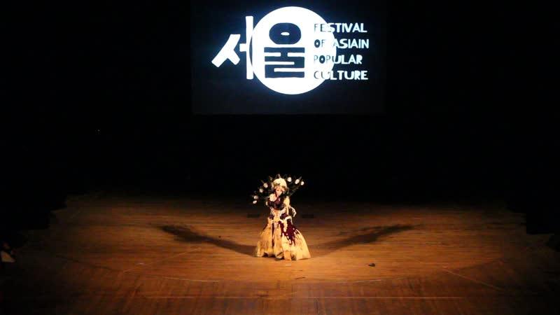 Tristis Daemon - NecromancerSakizou (Москва) - FAP 2019. Festival of Asian Popular culture