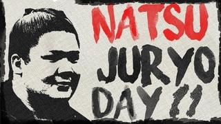 SUMO Natsu Basho 2021 Day 11 May 19th Juryo ALL BOUTS