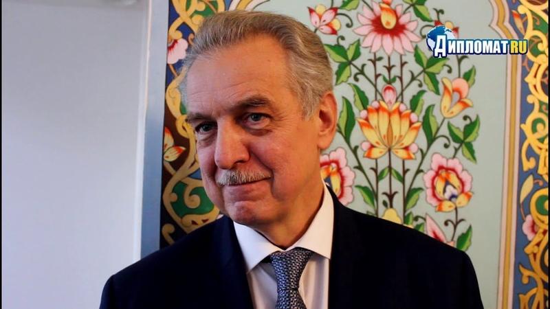 Евгений Григорьев о российско туркменских отношениях и туркменах в Великую Отечественную войну