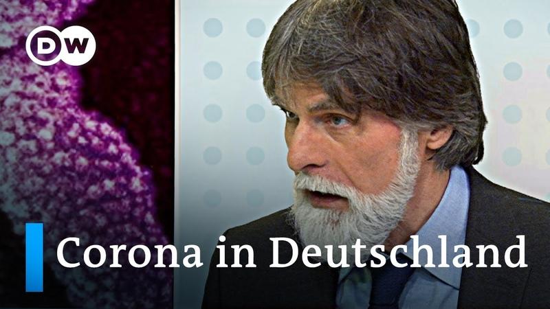 Coronavirus in Deutschland Virologe erklärt die Lage 'Entschleunigung ist das wichtigste'