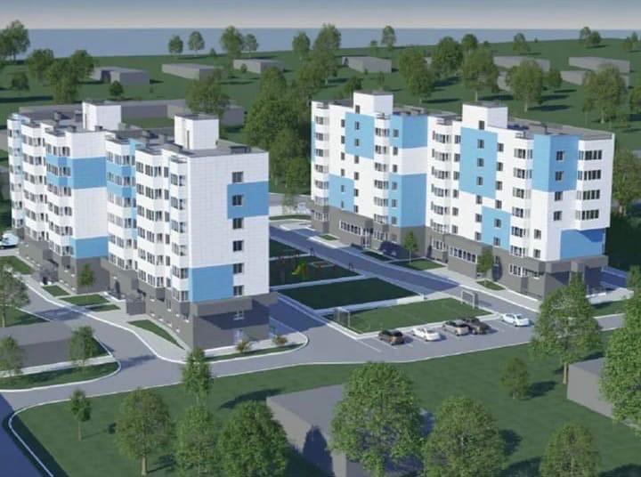Планируется строительство семиэтажных домов в Байкальске.