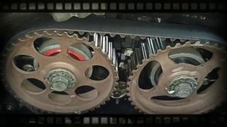 ✅Замена ремня ГРМ Шевроле Лачетти. Часть 3 ⭐ Chevrolet Lacetti timing belt replacement