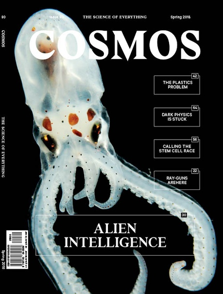 2018-09-01 Cosmos Magazine