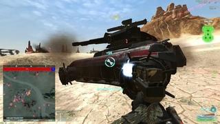 PlanetSide 2 - Raw Footage