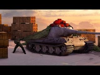Дарим танки в World of tanks