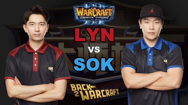 WC3 CC Masters2 Q1 Ro16 ORC Lyn vs Sok HU