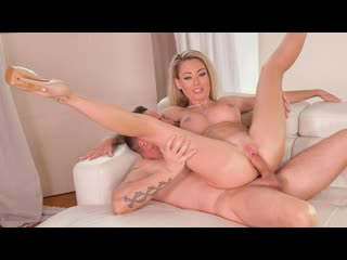 Isabelle Deltore - Mouth Full Of Creamy Cum (MILF, Big TIts, Blowjob, Blonde, Gonzo, Hardcore, All Sex)