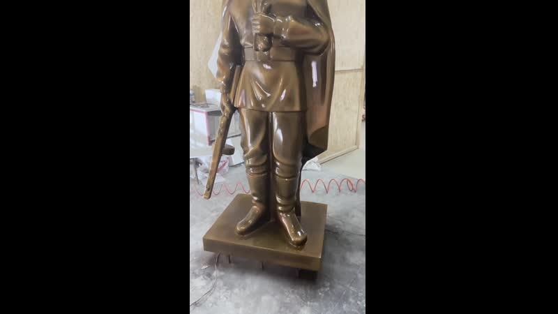 Памятник солдату Великой Отечественной Войны