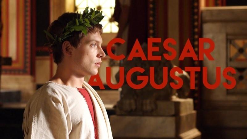 Gaius Octavian Caesar Augustus Tribute I Rome
