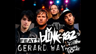 Blink 182 ft Gerard Way ( My Chemical Romance ) - First Date HD