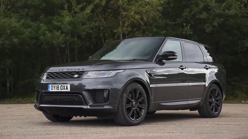 Range Rover Sport 2019 подробный обзор - carwow