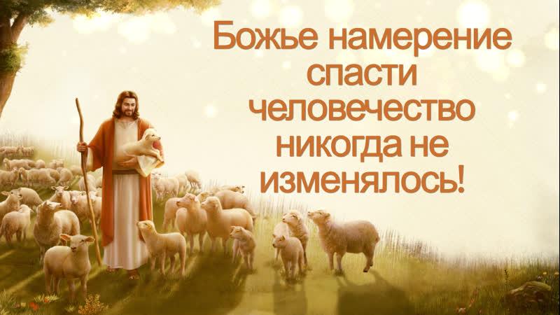 Почувствуй Божьи любовь и спасение и поймешь истинный смысл жизни