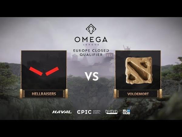 HellRaisers vs Voldemort OMEGA League EU CQ bo3 game 2 Jam Inmate