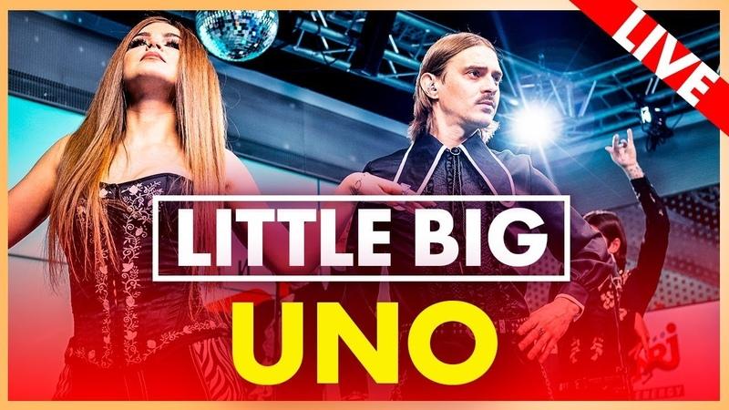 @Little Big UNO Eurovision 2020 Live @ Радио ENERGY
