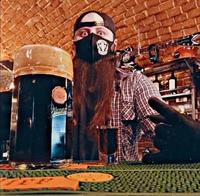 Хочешь такую же длинную и шелковистую бороду как у Димана? Тогда пей тёмное пиво!