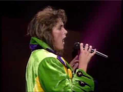 Laura Branigan Gloria Live