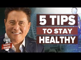 Robert Kiyosaki's Doctors Reveal How to Prevent Coronavirus - Dr. Nicole Srednicki, Dr. Josh Haggard