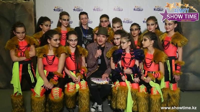 Седьмой Континент Lion Танцевальный конкурс Show Time 2019 весна