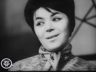 Майя Кристалинская  Я тебя подожду, 1963