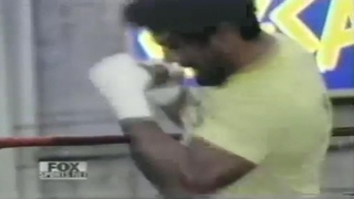 Roberto Duran Old School Training Highlights