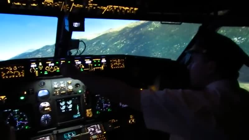 Питер.тренажер Боинг 737NG
