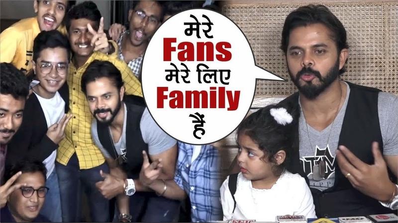 Sreesanth Ne Apne Fans Ko Kuch Is Andaz Mein Bola Thanks Bigg Boss 12