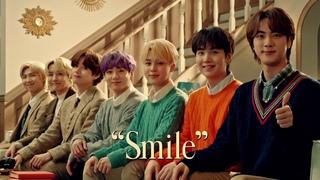 LOTTE XYLITOL×BTS「Smile Teaser」篇 30秒