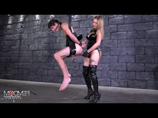 femdomempire giselle palmer - destroyed slut-hole [Leather Femdom Mistress Anal БДСМ Strapon Latex Фемдом BDSM Bondage Госпожа]