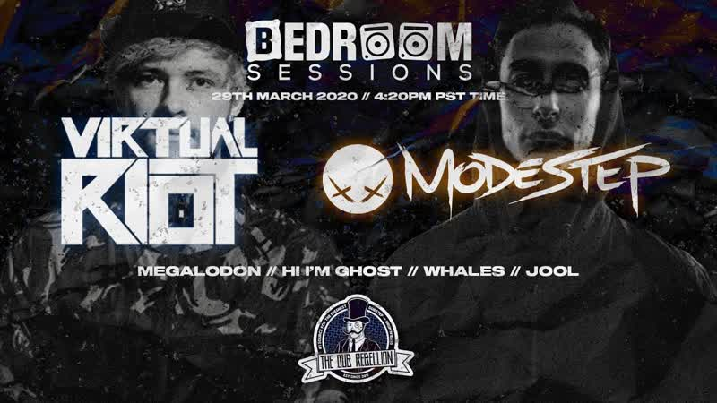 Virtual Riot Modestep Live @ Bedroom Sessions Part 1
