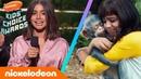 Isabela Moner Cast Present NEW Dora the Explorer Movie Trailer Kids' Choice Awards 2019