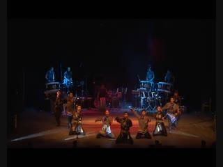 "#Тува24 Концерт ансамбля барабанщиков ""Медээ Хаан"""