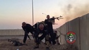 Abu Azrael fighting Daesh in Irak