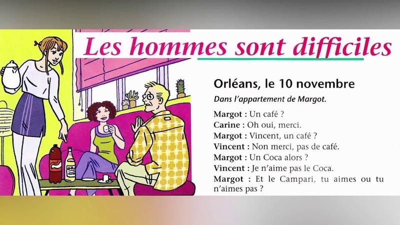 Learn French Dialogues en français débutant Intermédiaire niveau DELF A1 A2
