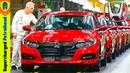 2020 Honda Accord Production | Marysville, Ohio | Mega Factories