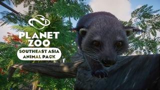 Planet Zoo - Southeast Asia - Обзор обновления #4