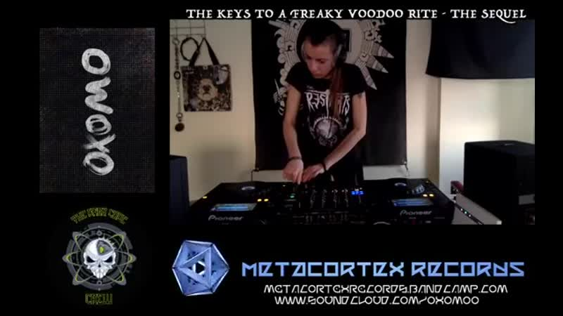 Oxomo Live for The Keys to a Freaky Voodoo Rite The Sequel