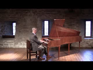 999 1079 J. S. Bach - Prelude in C minor BWV 999 + Musikalisches Opfer, BWV 1079 Ricercar a 3 - Ivo Sillamaa, fortepiano