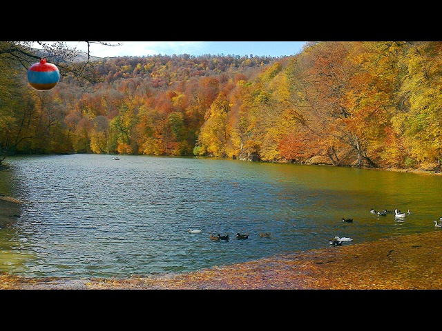 Озеро Парз ( Պարզ լիճ Lake Parz )