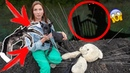 Кукла Вуду в МОГИЛЕ Мистика В ДОМЕ НА ДЕРЕВЕ 24 часа ВЫЗЫВАЕМ ДУХОВ