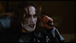 Ворон (The Crow) фильм 1994-го года. 1080p