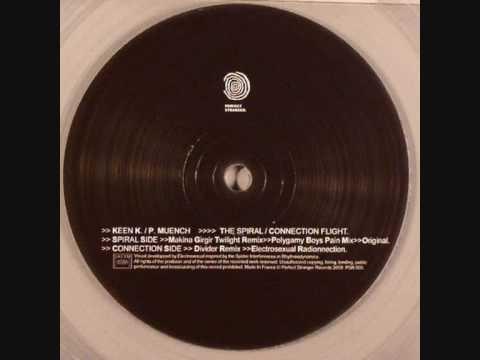 Keen K. P. Muench - The Spiral - Makina Girgir Twilight Remix
