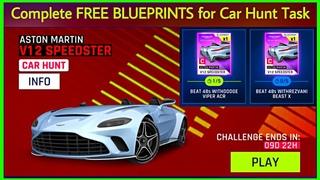 Asphalt 9 | Touch Drive | Aston Martin V12 Car Hunt Riot | Beat 48s with Viper ACR & Revani Beast