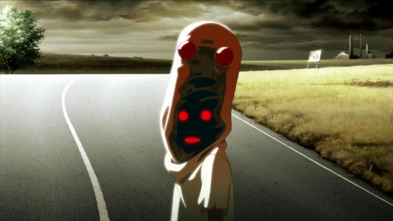 Isidor Fahrenheit the Crazy Dark Synthwave Cyberpunk Retrowave AMV