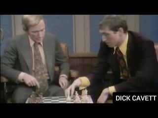 Bobby Fischer teaches Chess in 1 minute