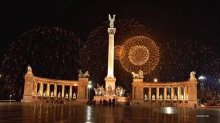 Happy New Year 2021! Boldog Új Évet! /J Brahms - Hungarian Dances/