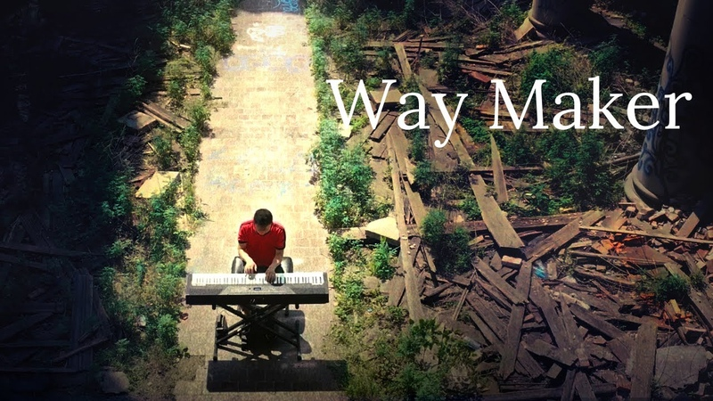 If Way Maker was an Epic Movie Soundtrack Piano Cover Orchestra YoungMin You